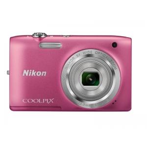 Цифровой фотоаппарат Nikon Coolpix S2800 Pink