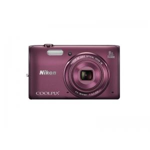 Цифровой фотоаппарат Nikon Coolpix S5300 Plum