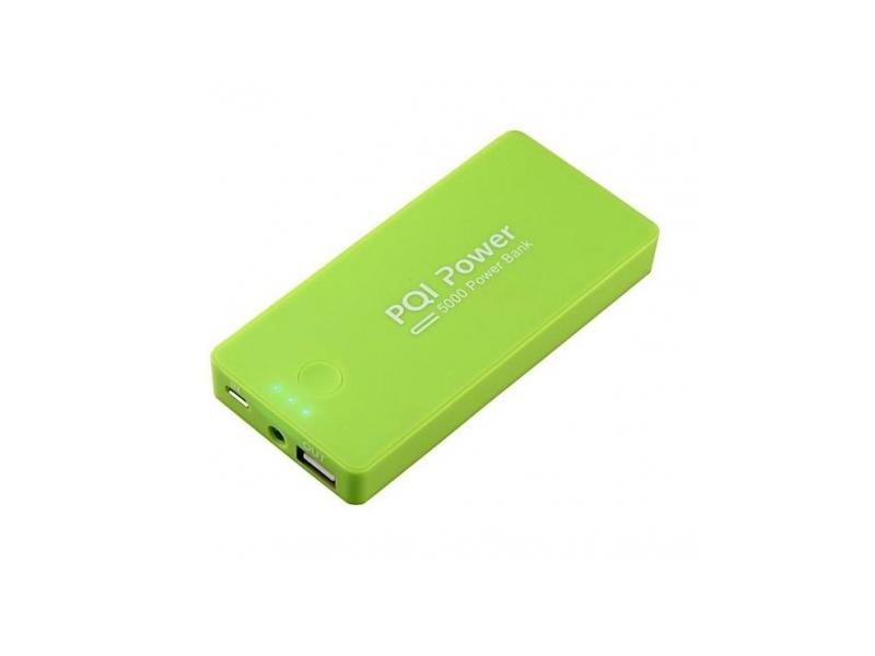 Зарядное устройство PQI 5000C Green (6PPA-06BR0007A)