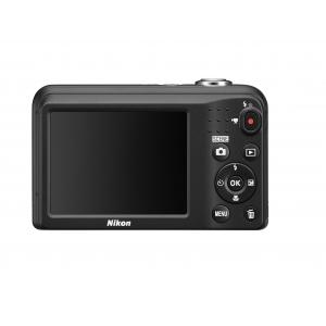 Цифровой фотоаппарат NIkon Coolpix L29 Black