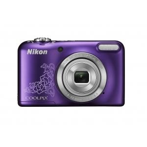 Цифровой фотоаппарат Nikon Coolpix L29 Purple Lineart