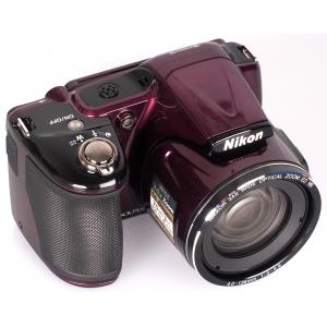 Цифровой фотоаппарат NIkon Coolpix L830 Plum