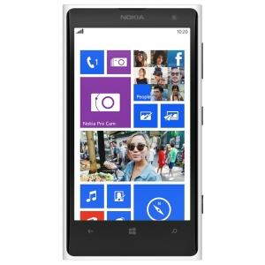 Смартфон Nokia Lumia 1020 White