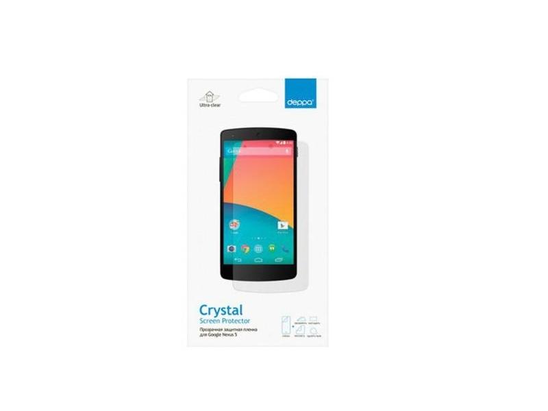 Защитная пленка Deppa (Nexus 5) Прозрачная