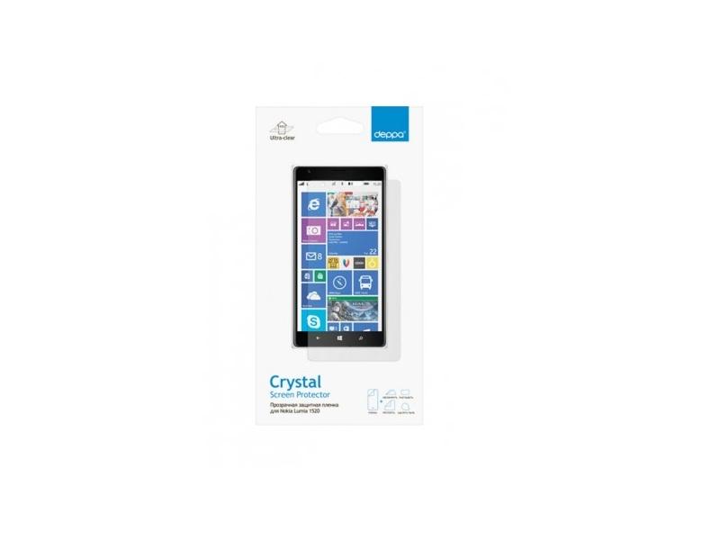 Защитная пленка Deppa (Nokia Lumia 1520) Прозрачная