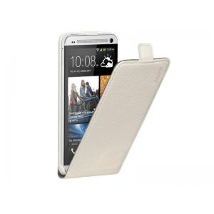 Чехол для мобильного телефона Deppa Flip Cover+Защитная Пленка White