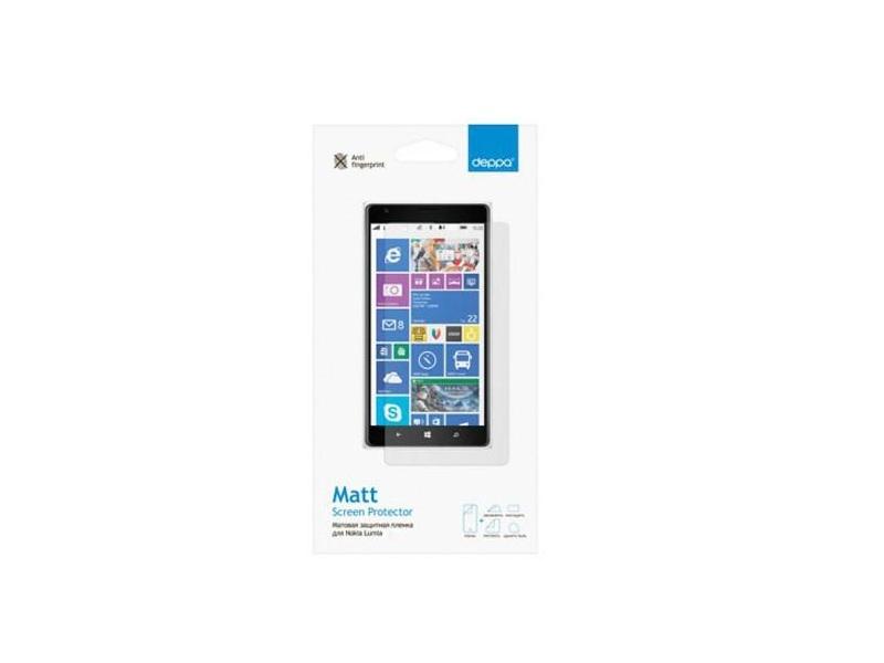 Защитная пленка Deppa (Nokia Lumia 1020)