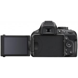 Зеркальный фотоаппарат Nikon D5200 18-140 VR Black