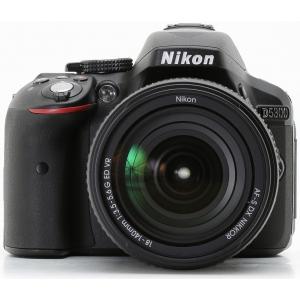Зеркальный фотоаппарат Nikon D5300 +18-140 VR Black