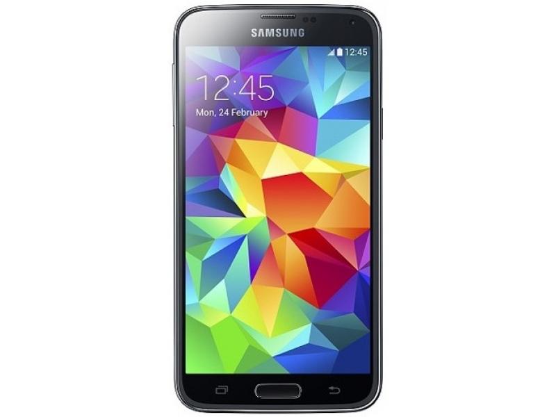 Смартфон Samsung Galaxy S5 (SM-G900FZKASKZ) Black