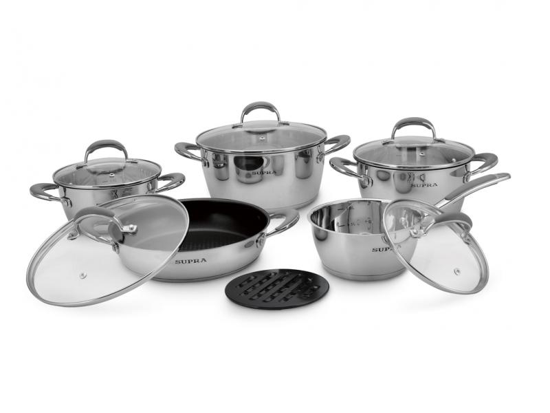 Набор посуды Supra SNS-1177Kit