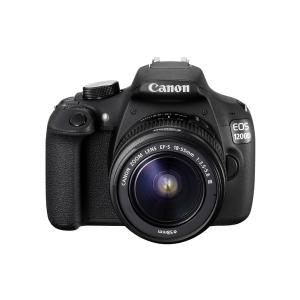 Зеркальный фотоаппарат Canon Eos 1200D 18-55 IS Lens Kit Black