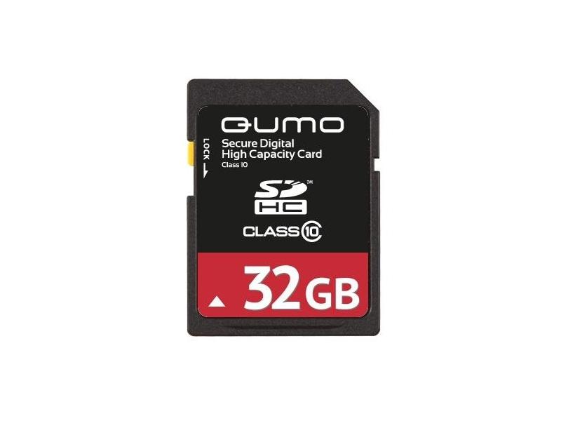 Карта памяти Qumo QM32GSDHC10