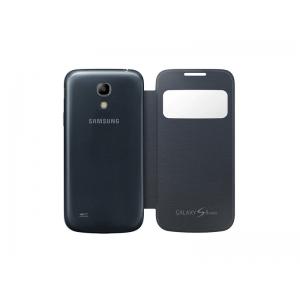 Чехол для мобильного телефона Samsung S-View Cover EF-CI919BBEGRU Galaxy S 4 Mini (GT-I9192) Black