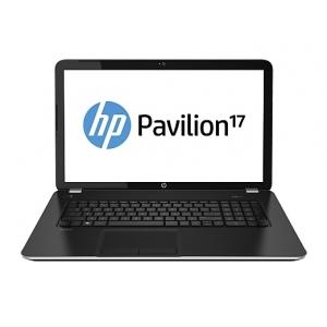Ноутбук HP Pavilion 17-e157er (G7E36EA) Black