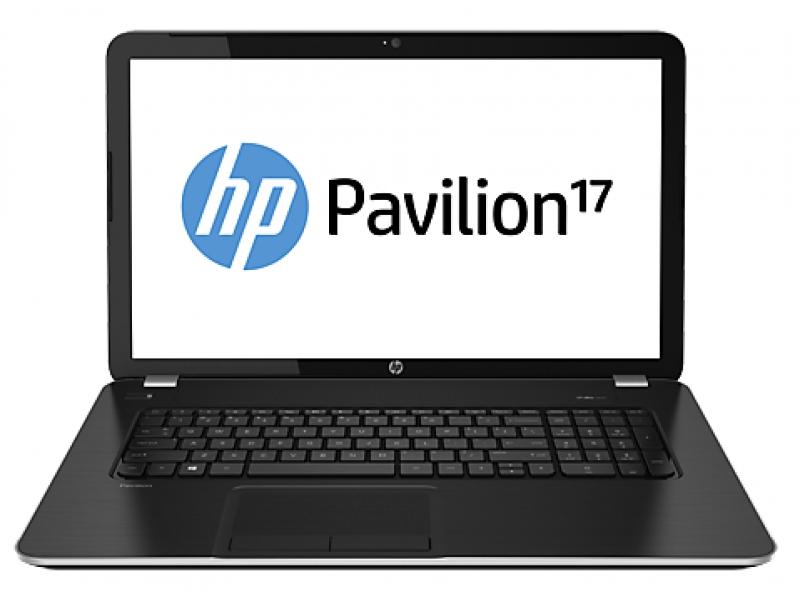 Ноутбук HP Pavilion 17-e166er (G9X38EA) Black