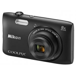 Цифровой фотоаппарат Nikon Coolpix S3600 Black