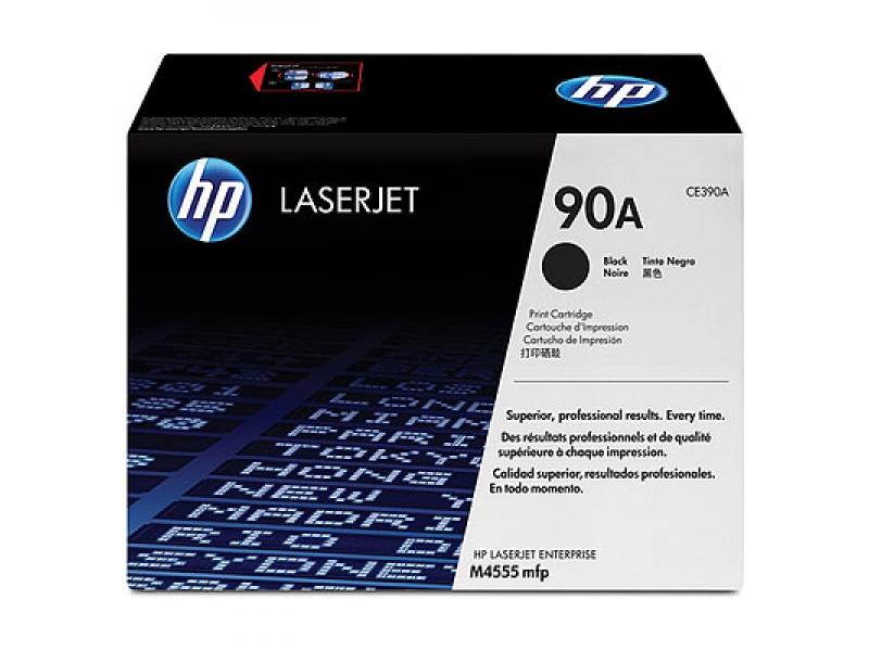 Картридж HP CE390A M4555MFP Black