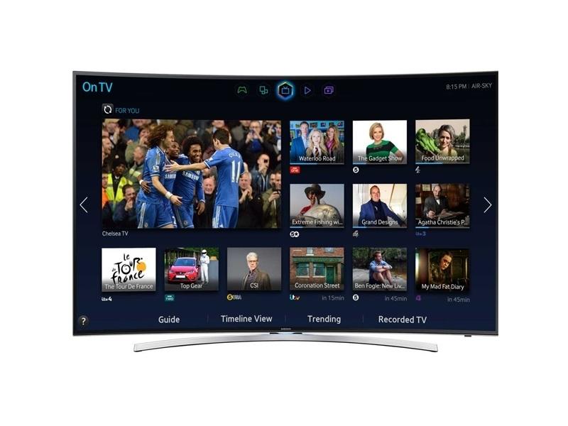 Телевизор Samsung UE55H8000ATXKZ
