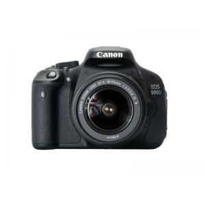 Зеркальный фотоаппарат Canon EOS 600D 18-55+75-300+50 F1.8 IS Lens Kit Black