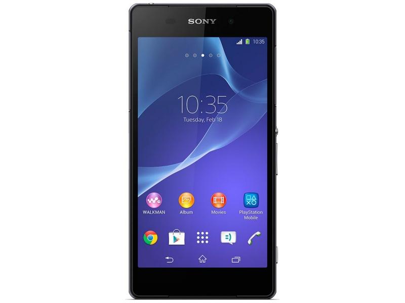 Смартфон Sony Xperia Z2 (D6502) Black