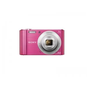 Цифровой фотоаппарат Sony DSC-W810 Pink