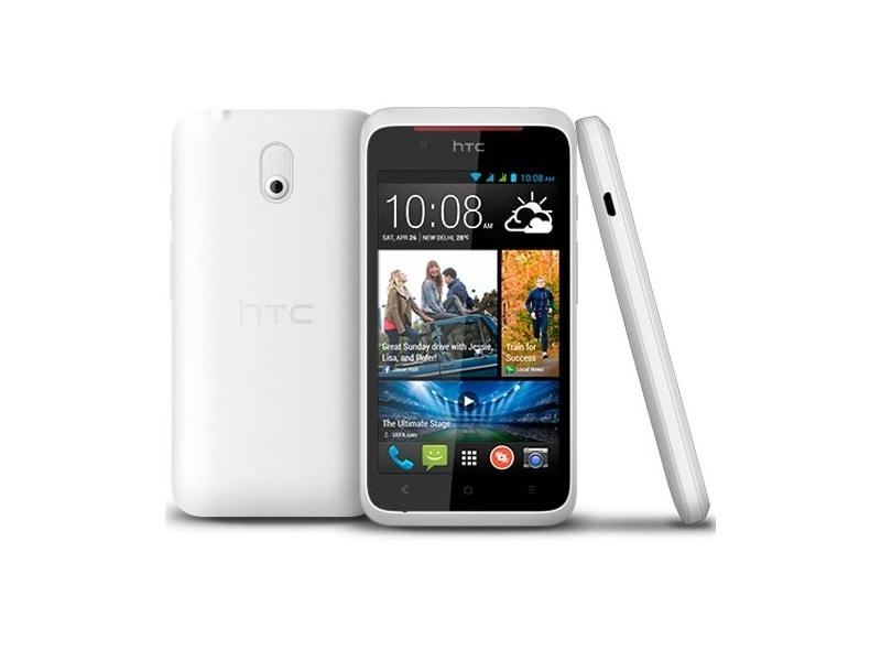 Смартфон HTC Desire 210 Dual White