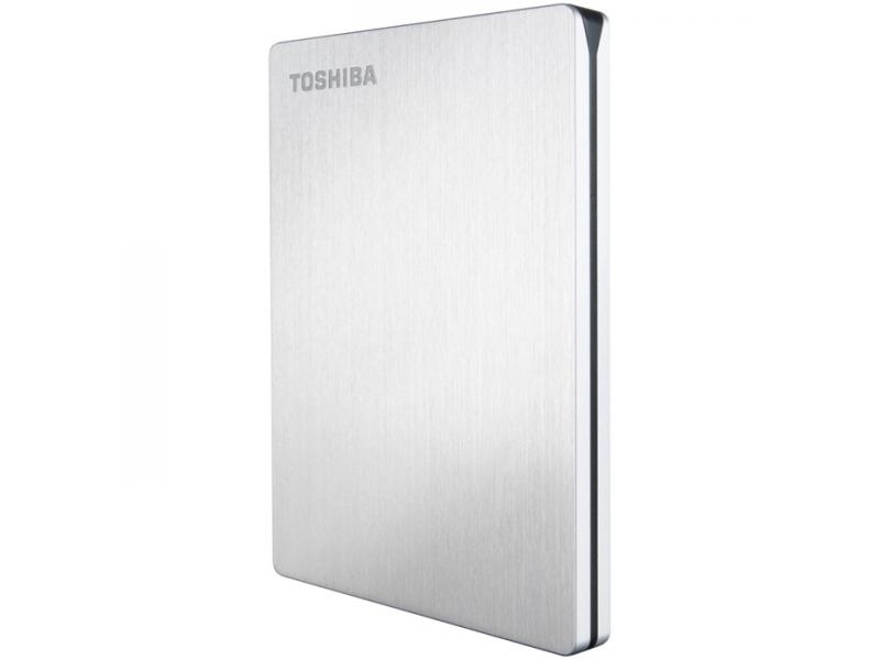 Внешний жесткий диск Toshiba (HDTD210EK3EA) Silver