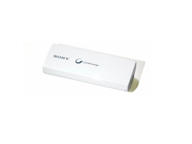 Зарядное устройство Sony Power Bank (CP-V3W) White