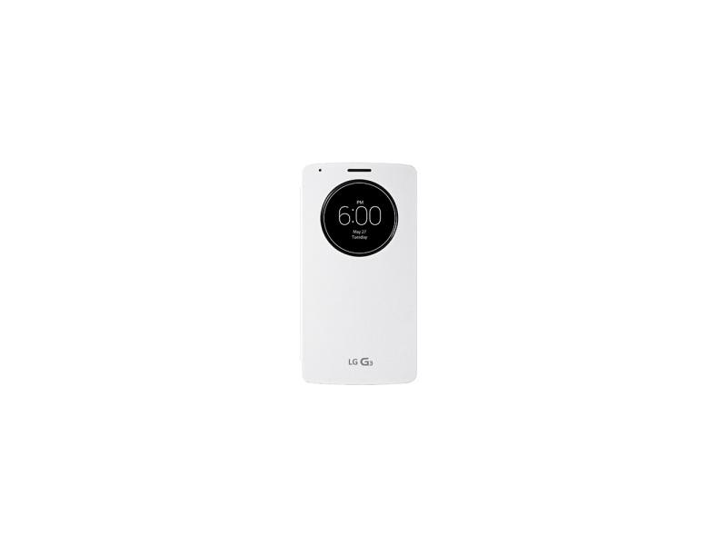 Чехол для мобильного телефона LG CCF-340G AGEUWH White