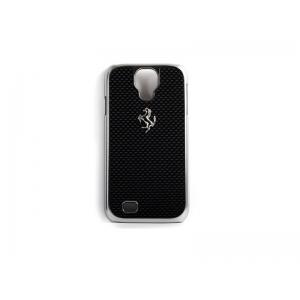 Чехол для мобильного телефона СG-Mobile Ferrari Gt Carbon HardCase FECBSIHCS4BL Black