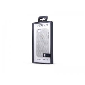 Чехол для мобильного телефона CG-Mobile Ferrari GT Carbon HardCase FECBSIHCP5WH White