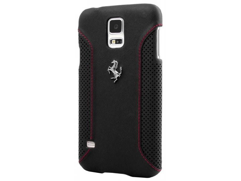 Чехол для мобильного телефона CG-Mobile Ferrari F12 Hardcase FEF12HCS5BL Black