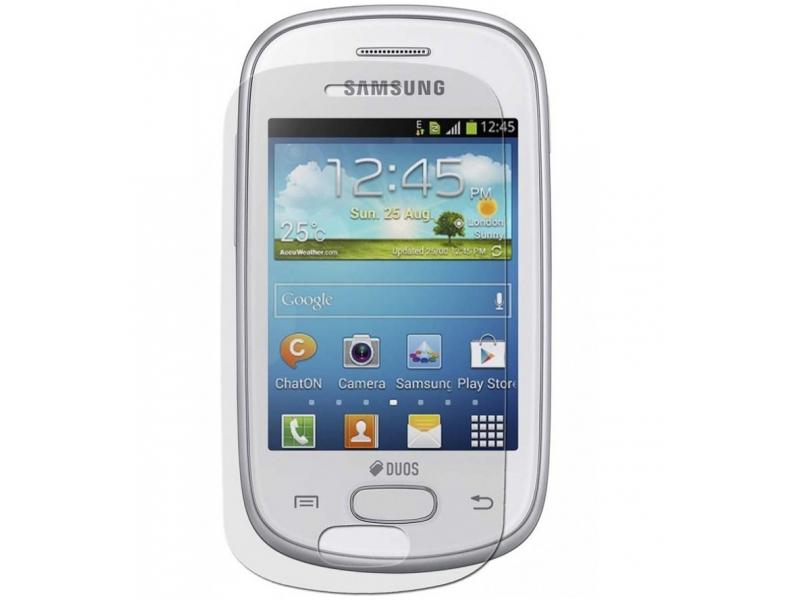 Защитная пленка Deluxe Mobile Samsung Star (Прозрачный)
