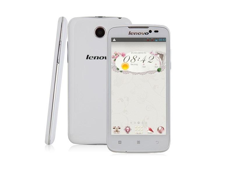 Смартфон Lenovo A516 White