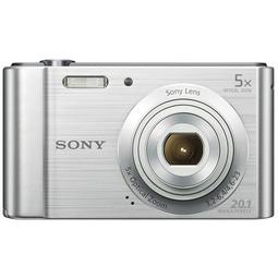 Цифровой фотоаппарат Sony DSC-W800 Silver