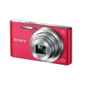 Цифровой фотоаппарат Sony DSC-W830 Pink
