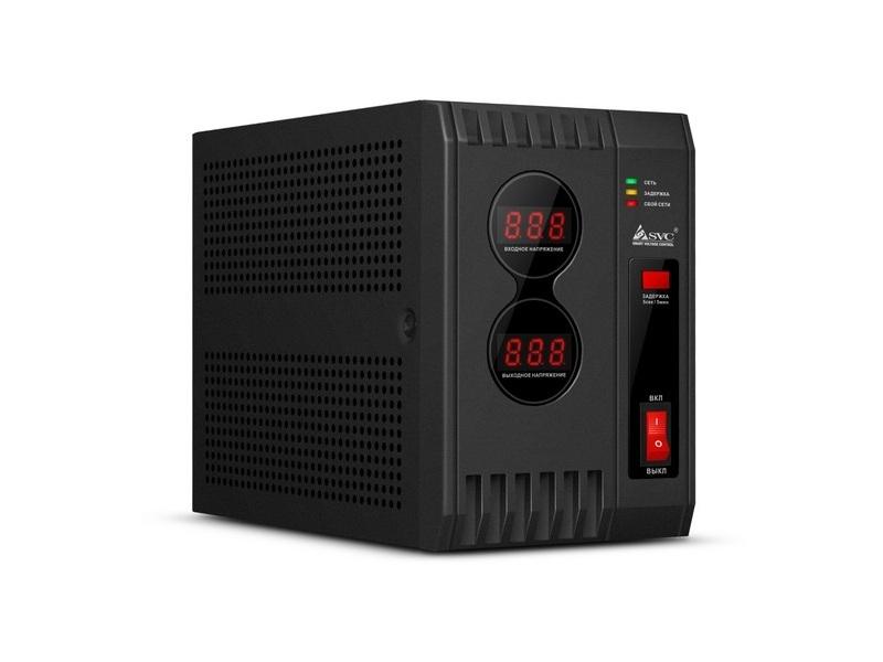 Стабилизатор напряжения SVC AVR-600
