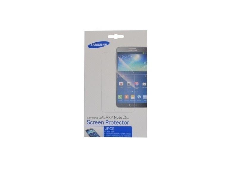 Защитная пленка Samsung ET-FN750CTEGRU ПРОЗРАЧНАЯ