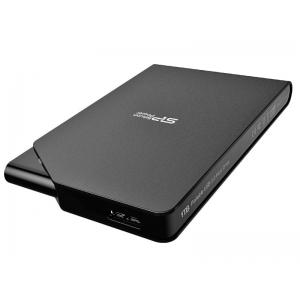 Внешний жесткий диск Silicon Power Stream S03 (SP010TBPHDS03S3K) Black
