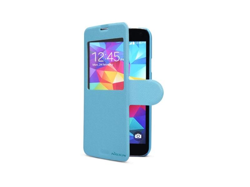 Чехол для мобильного телефона Nillkin Fresh Leather Case NLK-5369 Blue