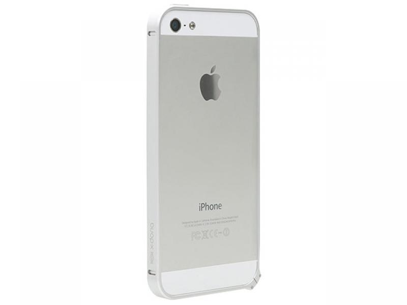 Чехол для мобильного телефона X-Doria Bump Gear Case 426589 Silver Mettalic