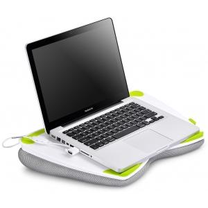 Подставка охлаждения для ноутбука Deepcool E-LAP White