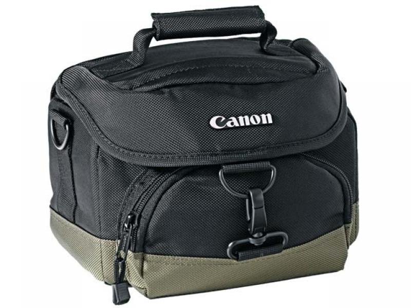 Чехол для фото-видео аппаратуры Canon 0033X090+Карта Памяти SD 8GB