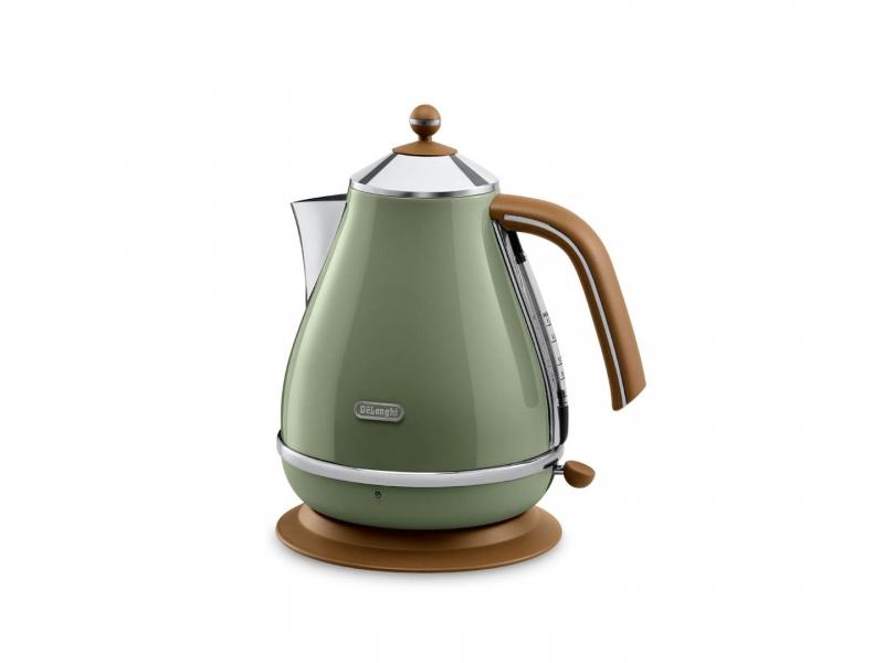 Чайник Delonghi DL KBOV 2001GR