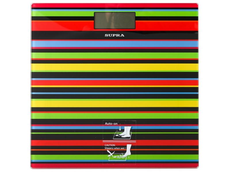 Весы Supra BSS-2080 Black