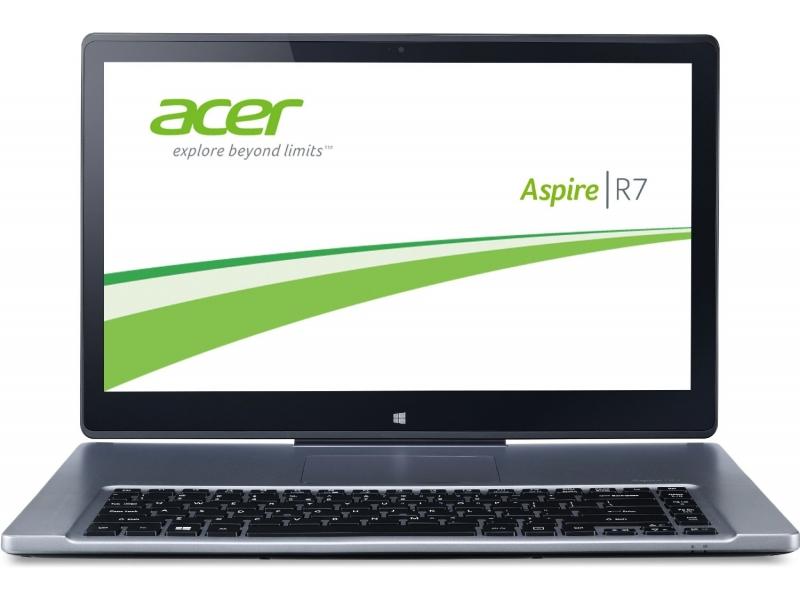 Ноутбук Acer R7-571-53336G50ass Black/Silver