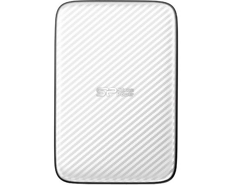 Внешний жесткий диск Silicon Power D20 (SP500GBPHDD20S3W) White