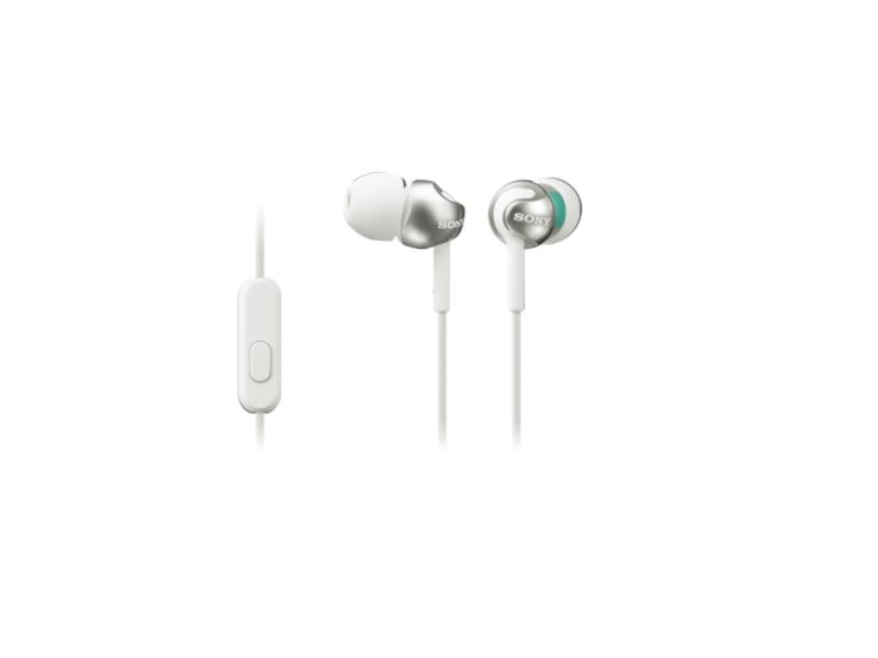 Наушники Sony MDR-EX110AP White