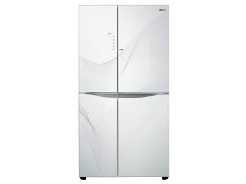 Холодильник LG GR-M257SGKW